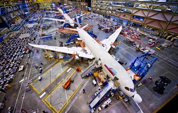 Производство самолетов и вертолетов в РФ рухнуло на 40%