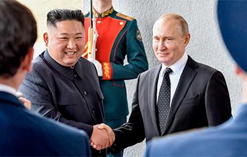 Ким Чен Ын досрочно завершил визит в Россию
