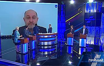 Зміцер Бандарэнка: Пры абароне незалежнасці беларусы разлічваюць на дапамогу ўкраінцаў