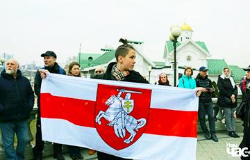 Оппозиция сегодня – весь народ - Хартия'97 :: Новости Беларуси ...