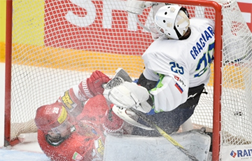 ŠKoda Refused to Sponsor the 2021 World Ice Hockey Championship if It Is Held in Belarus