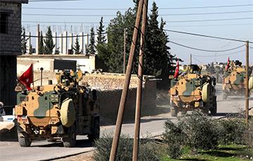 Эрдаган прыстрашыў «рашучымі дзеяннямі» ў Сірыі