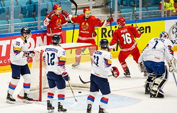 Стали известны соперники хоккеистов Беларуси по квалификации на Олимпиаду-2022