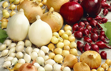 Seed Onion And Other Valuables