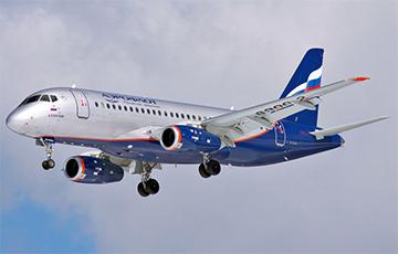 Крыніца назвала недахопы канструкцыі SSJ100 адной з версій катастрофы