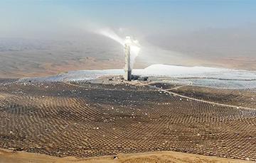 Ці можна ператварыць Сахару ў гіганцкую электрастанцыю?