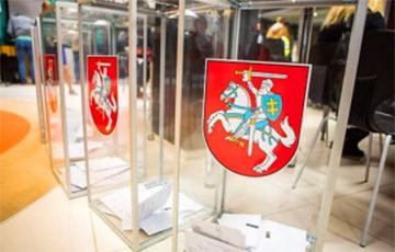 Фотофакт: Как в Литве выбирают президента и европарламентариев