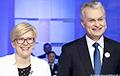 На выборах президента Литвы побеждает Гитанас Науседа