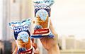 Мороженое с надписью «Жыве Беларусь» временно изымают из продажи