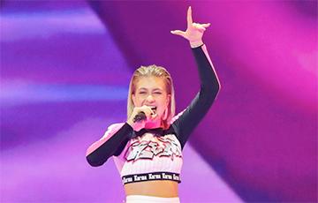 Белорусская певица ZENA прошла в финал «Евровидения»