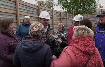 "Minsk Dwellers Oppose ""Officials' Conspiracy"""