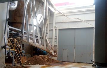 Светлагорскі завод беленай цэлюлозы разрывае кантракт з кітайцамі