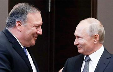 Чаму пра новую «перазагрузку» паміж ЗША і Расеяй не можа быць і гаворкі