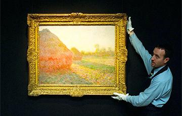 Картина Клода Моне продана за рекордные $110,7 миллиона