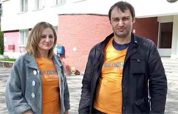 Независимая журналистка из Витебска: Нас оштрафовали за то, что разговаривали с людьми