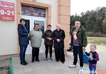 В Гродно взбунтовались жители одного из районов
