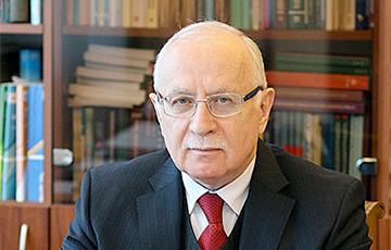 Ушел с поста Владимир Шимов, который 17 лет возглавлял БГЭУ