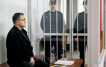 Замглавврача медцентра МТЗ: Находясь 11 месяцев в СИЗО КГБ, много чего повидал