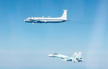 Истребители НАТО перехватили российские военные самолеты над Эстонией