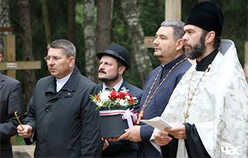 Фотофакт: В Куропатах прошла межконфессиональная молитва