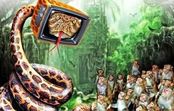 «Победоносный» телевизор