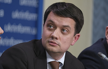 Дмитрий Разумков: Избирательную систему в Украине нужно менять