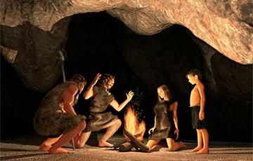 Во что играли люди в каменном веке?
