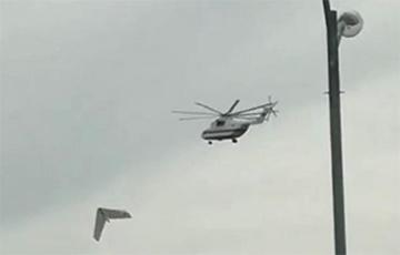 Блогер NEXTA: МЧС Беларуси чуть не потеряло свой самый большой вертолет Ми-26Т
