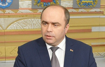 От Беларуси на инаугурацию Зеленского полетел вице-премьер Игорь Ляшенко