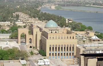 «Зеленую зону» Багдада обстреляли из «Катюши»