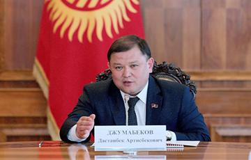 Спикер парламента Кыргызстана: Нахождение Бакиева в Беларуси тормозит развитие наших отношений