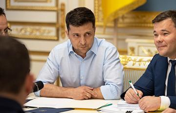 Зяленскі назваў галоўныя аргументы для роспуску Вярхоўнай Рады