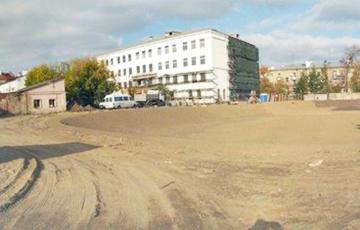Стало известно, кто застроит элитный участок в центре Минска