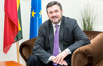 Андрус Пулокас: Беларусь - краіна, дзе можна сустрэць і мінулае, і будучыню
