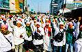Индонезию охватили массовые протесты из-за президентских выборов