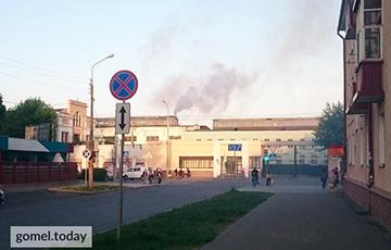 Гомельчане вызвали МЧС из-за выбросов с ОАО «СтанкоГомель»