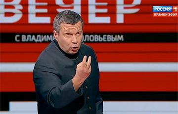 Навальный нашел у российского пропагандиста Соловьева вид на жительство в Италии