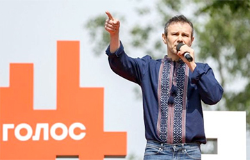 Святослав Вакарчук назвал условия вступления «Голоса» в будущую коалицию