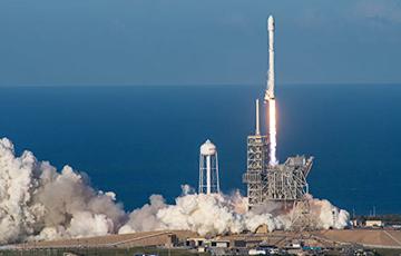 Falcon 9 успешно вывела на орбиту спутник Израиля