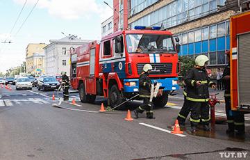 Сотрудник МЧС: Пускай Лукашенко пожары тушит за копейки