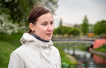 Алина Нагорная: Мы в любом случае будем добиваться памятника героям Слуцкого восстания