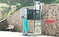 Відэафакт: У гомельскай прыбіральні за мільён даляраў захрас вазочнік