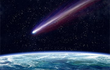 Ученые обнаружили недалеко от Земли уникальную комету-бродягу