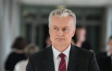 Gitanas Nauseda: EU Should Prepare Aid to Belarus for the Period After Lukashenka