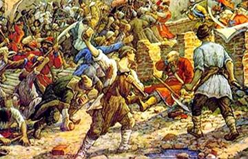 «Пара! Пара!»: Жыхары Магілёва патрабуюць увекавечыць памяць пра антырасейскае паўстанне