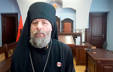 BAOC Priest Father Vikentsi Fined For Participation In Charnobylski Shliakh