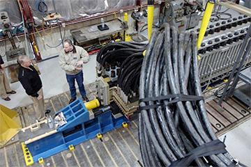 Фотафакт: ЗША выпрабавалі гіпергукавую электрагармату
