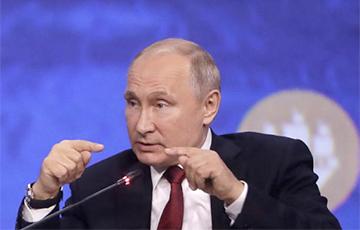 Пуцін пра аб'яднанне з Беларуссю: Мы адзіны народ