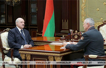Лукашэнка: Мы пачынаем ствараць не тое «канцлагеры», не тое нейкія «гета»