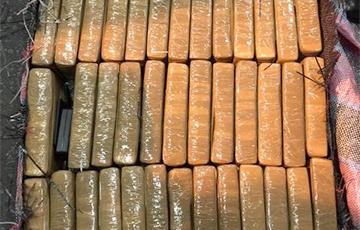 У порце Пецярбурга знайшлі 400 кг какаіну з Эквадора